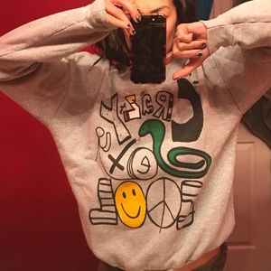 Crazy sexy cool sweatshirt