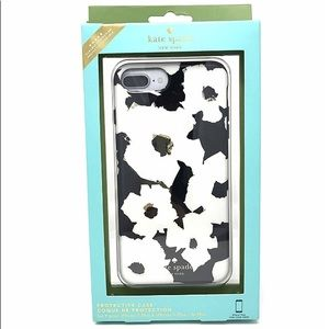 New Kate Spade iPhone case 6 6s 7 8 Plus case
