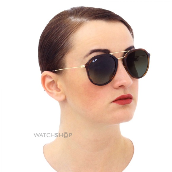 57 off ray ban accessories rayban tortoise shell sunglasses rb 4253 from bekah 39 s closet on. Black Bedroom Furniture Sets. Home Design Ideas