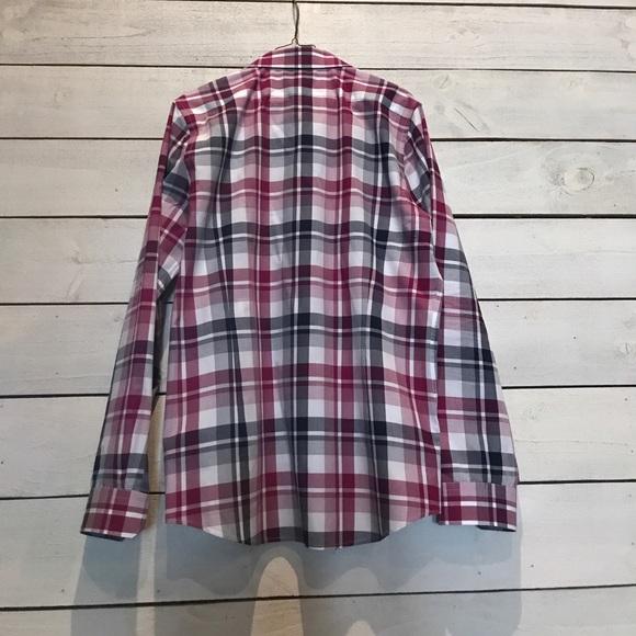 Express express extra slim fit dress shirt from sarah 39 s for Extra slim dress shirt