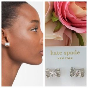 NWT - Kate Spade 14K Gold Filled Earrings