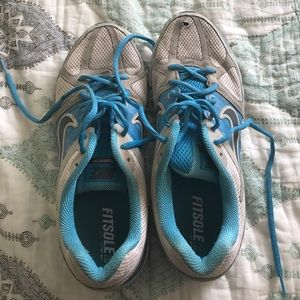 FREE! Nike athletic shoes