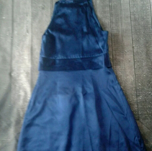 50 Off Ann Taylor Dresses Skirts Ann Taylor Blue