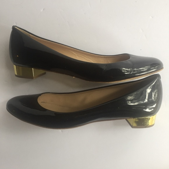 Find great deals on eBay for black shoes with gold heels. Shop with confidence.