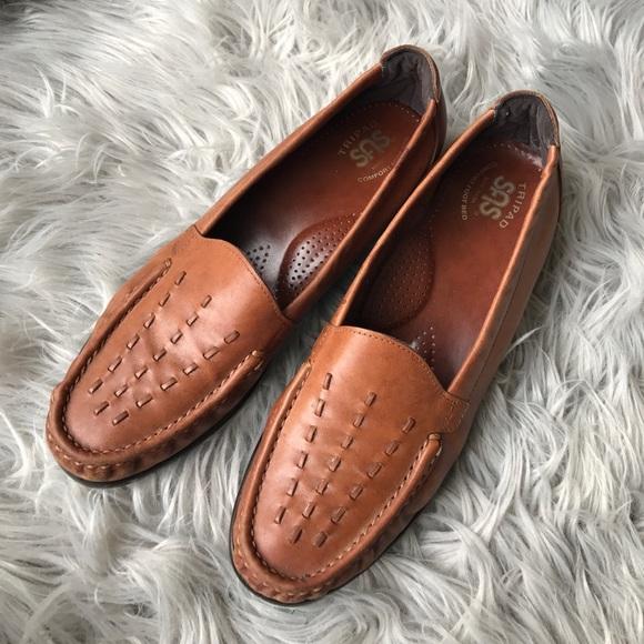 SAS Shoes | Clearance Brown Narrow