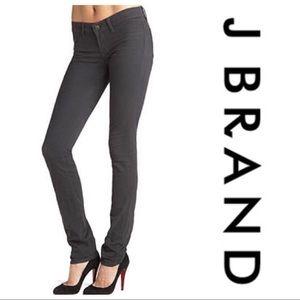 J BRAND Skinny Leg Gray Dare Jeans Size 29