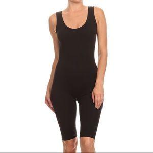 Pants - Biker short jumpsuit
