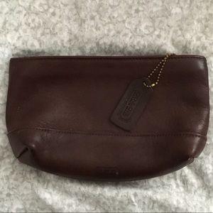 COACH Vintage Makeup Bag