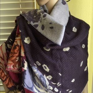 Accessories - NEW-Attractive Oversized Scarf Wrap