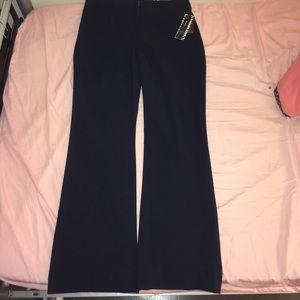 Black business pants