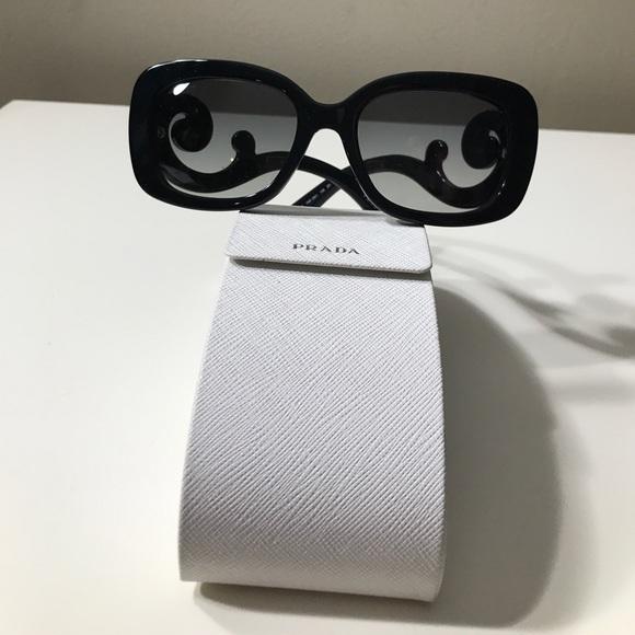 7ab92635f2b 25% off Prada Accessories - Prada SPR 270 Sunglasses - Brand New! from  Melanie  Prada Tortoise Shell Square ...