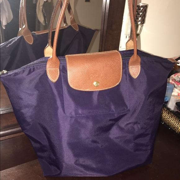 Longchamp Handbags - PRICE CUT‼ ‼ -Longchamp Large Le Pliage Nylon Tote f7b5131aaf