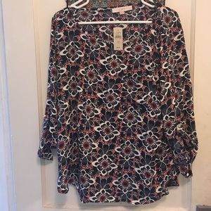Tops - New with Tags Loft shirt