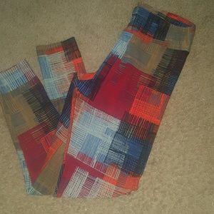 LuLaRoe TC leggings--New!