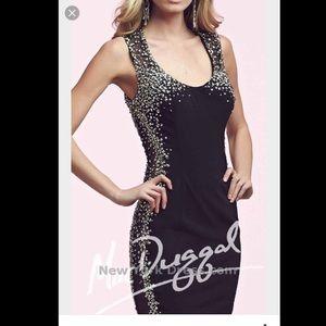 Mac Dugal short black dress!