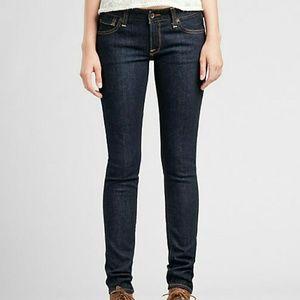 Lucky Brand Lola skinny blue jean