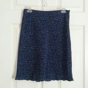 ❤ Final Price❤  35th & 10th Floral Skirt