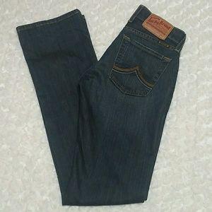 CCOSALE - NWOT Lucky Brand Maddy Straight Leg Jean