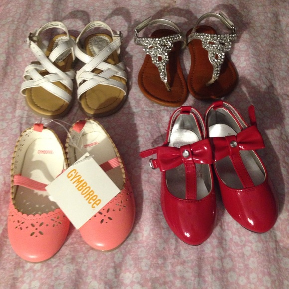 75d789e7634bc8 gymboree   other Other - 4 pairs of girly girl shoes   sandals