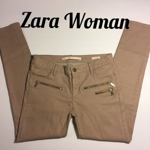 ZARA Woman Slim Fit Premium denimwear collection 6