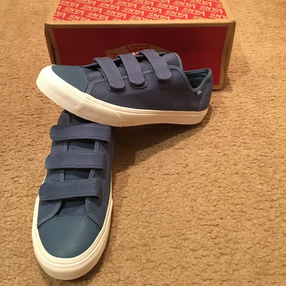 12181a5ed9d Prison Issue Twill Vans