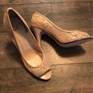 Shoes - D brand heels. Never worn.SZ 9