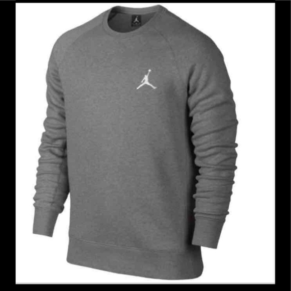b8fa5a1a2e67 New Air Jordan Flight Fleece sweater. Crewneck