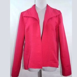 For Cynthia Jackets & Coats - For Cynthia Quilted Jacket Open Front