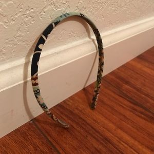 Vera Bradley thin headband
