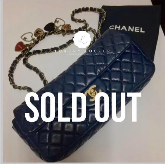 7d49c8f8c73b CHANEL Bags | Limited Edition Valentine Flap Bag | Poshmark