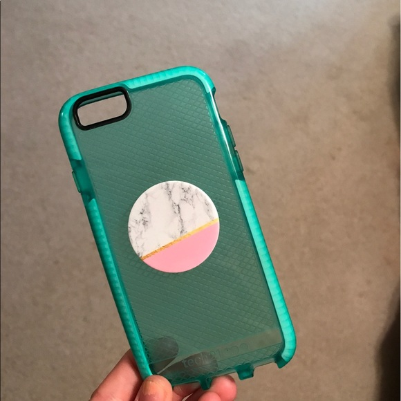 best sneakers 0234d 66e82 iPhone 6 phone case with pop socket