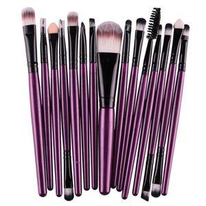 Other - 15 Piece Set Makeup Brushes & Contour Palette