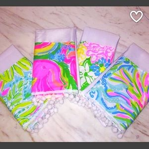 Lilly Pulitzer Cloth Napkin Set of 4