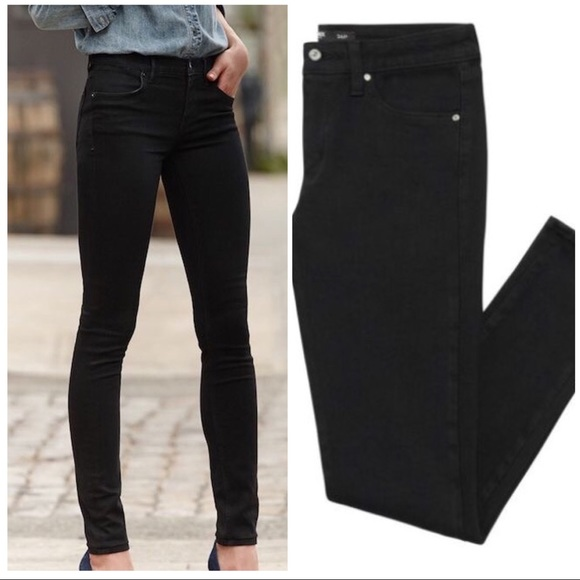 61bf8a83c609 Just Black Denim - Just Black Cordelia Skinny Jeans in Black