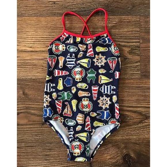 e0acc97c61 Stella Cove Swim | Nautical One Piece Bathing Suit | Poshmark