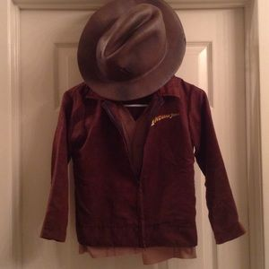 Other - Indiana Jones Kids Halloween Costume