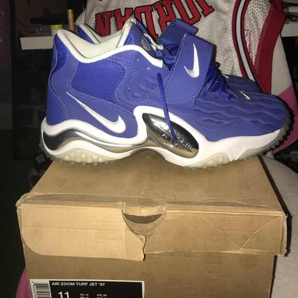 Barry Sanders Shoes Size