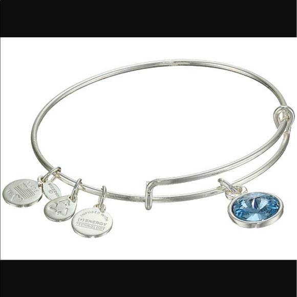 47 alex ani jewelry alex and ani march birthstone