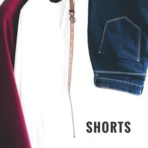 Pants - All available shorts
