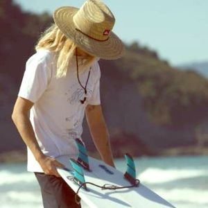 a827aeebd 🆕 Quicksilver Pierside Straw Lifeguard Hat NWT ML Boutique
