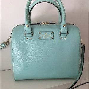Kate Spade Wellesley Alessa Mint Green Bag