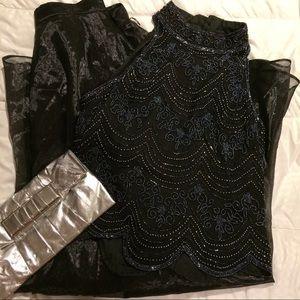 FORMAL✨Evening Skirt & Top Set Boutique
