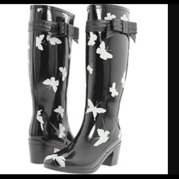 2d5702e1306d kate spade Shoes - ⭐️Kate Spade Butterfly Rainboots⭐️