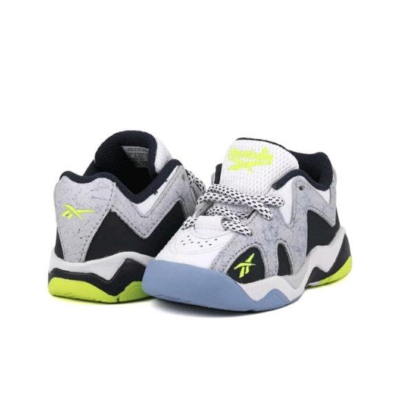 c01cf72fd82 Reebok Kamikaze Sneakers infant shoe size 4