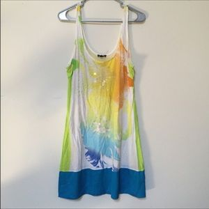 Express Tropical Dress!
