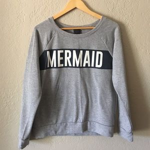 "Young Romantics ""Mermaid"" sweatshirt"