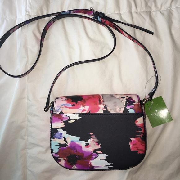 46% Off Kate Spade Handbags - Floral Kate Spade Cross Body Bag From Erynu0026#39;s Closet On Poshmark