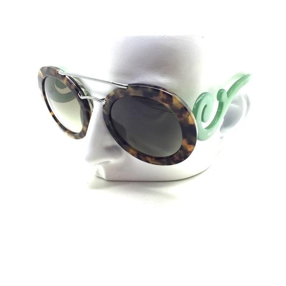 0621d3f9ed2f5 Prada Baroque SPR 13S UEZ-4K1 Sunglasses