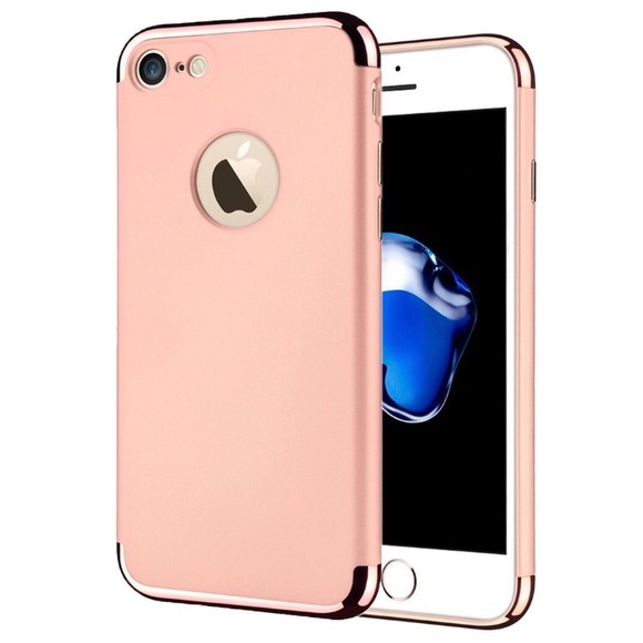 new concept 2cf11 ff891 Iphone 7s case rose gold
