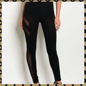 Pants - 🅕🅛🅐🅢🅗 🅢🅐🅛🅔!!🔳BLACK LEGGINGS!!🔳